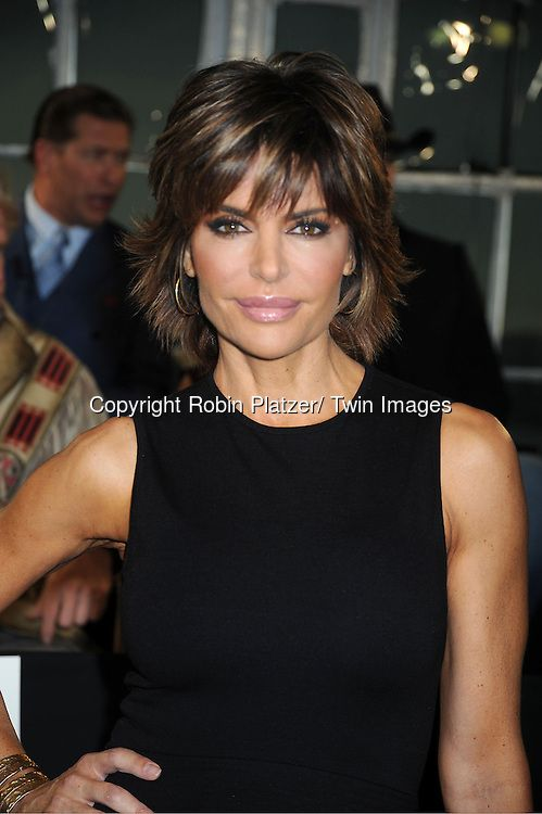 Lisa Rinna attends the All-Star Celebrity Apprentice ...