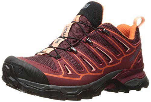 Trending Outdoor Shoes Salomon Women's X Ultra 2 Gtx W Trail Runner,  Fig/Tibetan