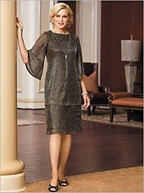 Special occasion dresses for older women | special event dress ...