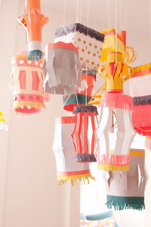 7 Stunning Diy Paper Lanterns Ideas And Projects Paper Lanterns