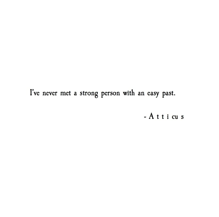 Atticus Finch Life Lessons Quotes: Atticus Poetry On