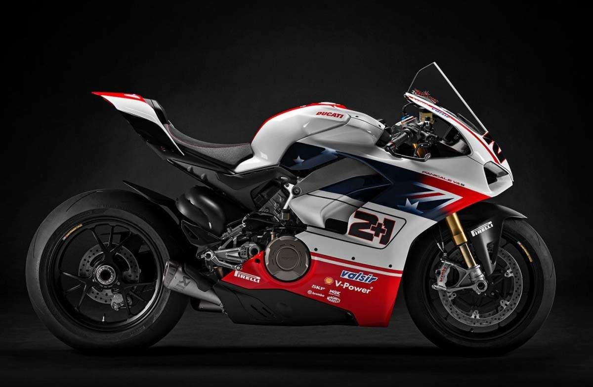Ducati Panigale V4 S Race Of Champions Editions T Bayliss Ducati Panigale Ducati Sports Bikes Motorcycles