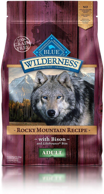 4 Lb Grainfree Proteinrich Bison Adult Dog Food Desire To Know