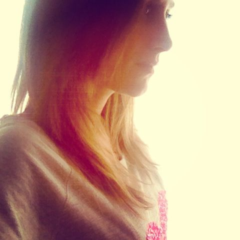 It's an 'ombré' kinda day...  #essentiel #sweater #hair #ombre