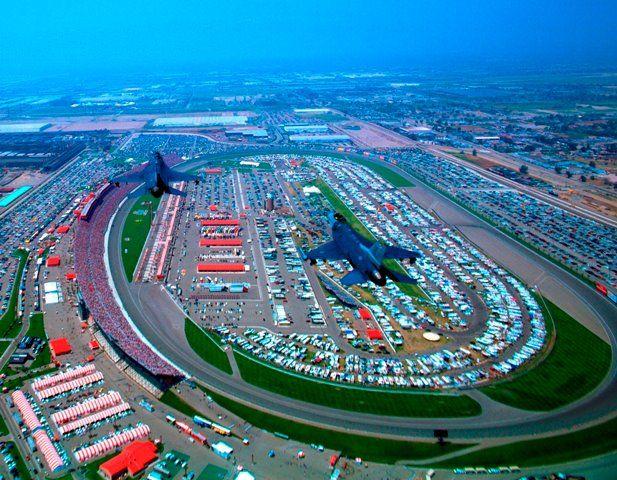 Auto Club Speedway - Fontana, CA
