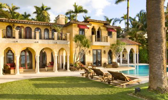 Florida Luxury Estate Rental