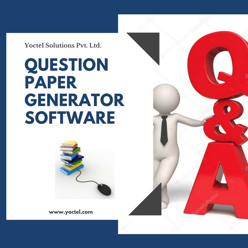 Chronon is an Online Examination and Question Paper
