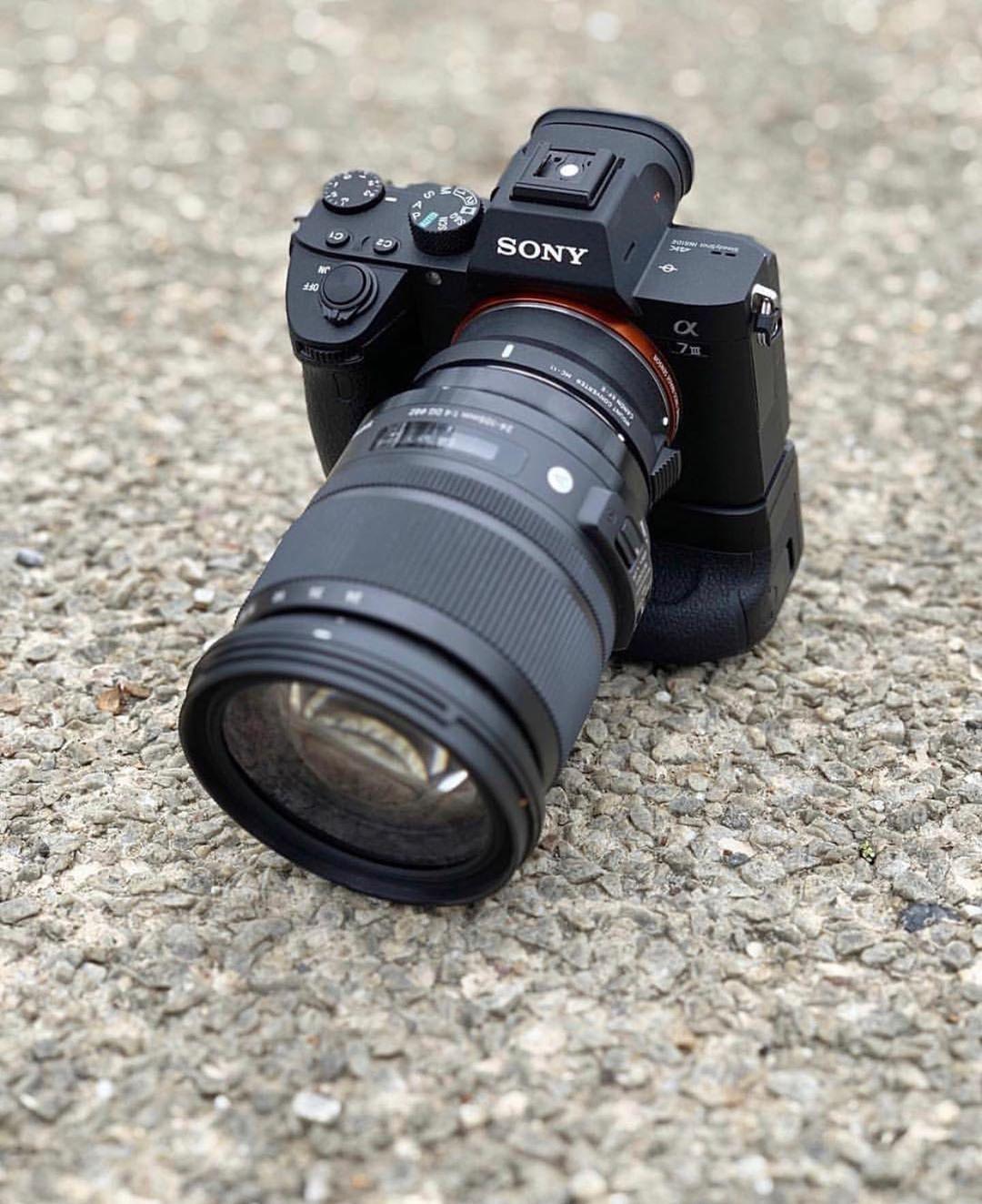 Sony A7iii Sigma 24 105 F 4 0 Sony Camera Sony Binoculars