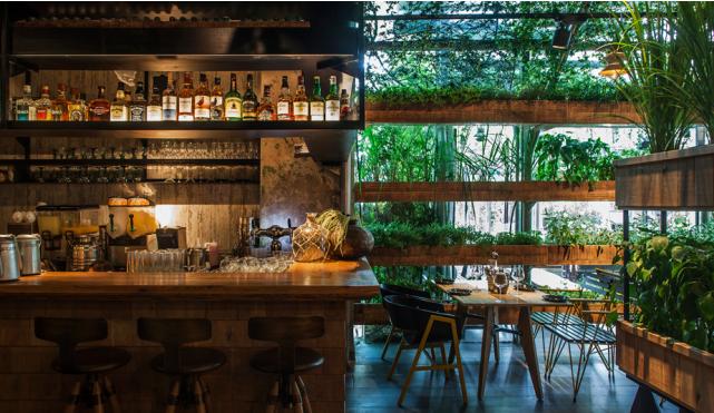 Genial El Espacio Invernadero De Segev Kitchen Garden Restauran Situado Cerca De Tel Aviv Obra De Studio Yar Plantas Para Cocina Disenos De Unas Invernadero