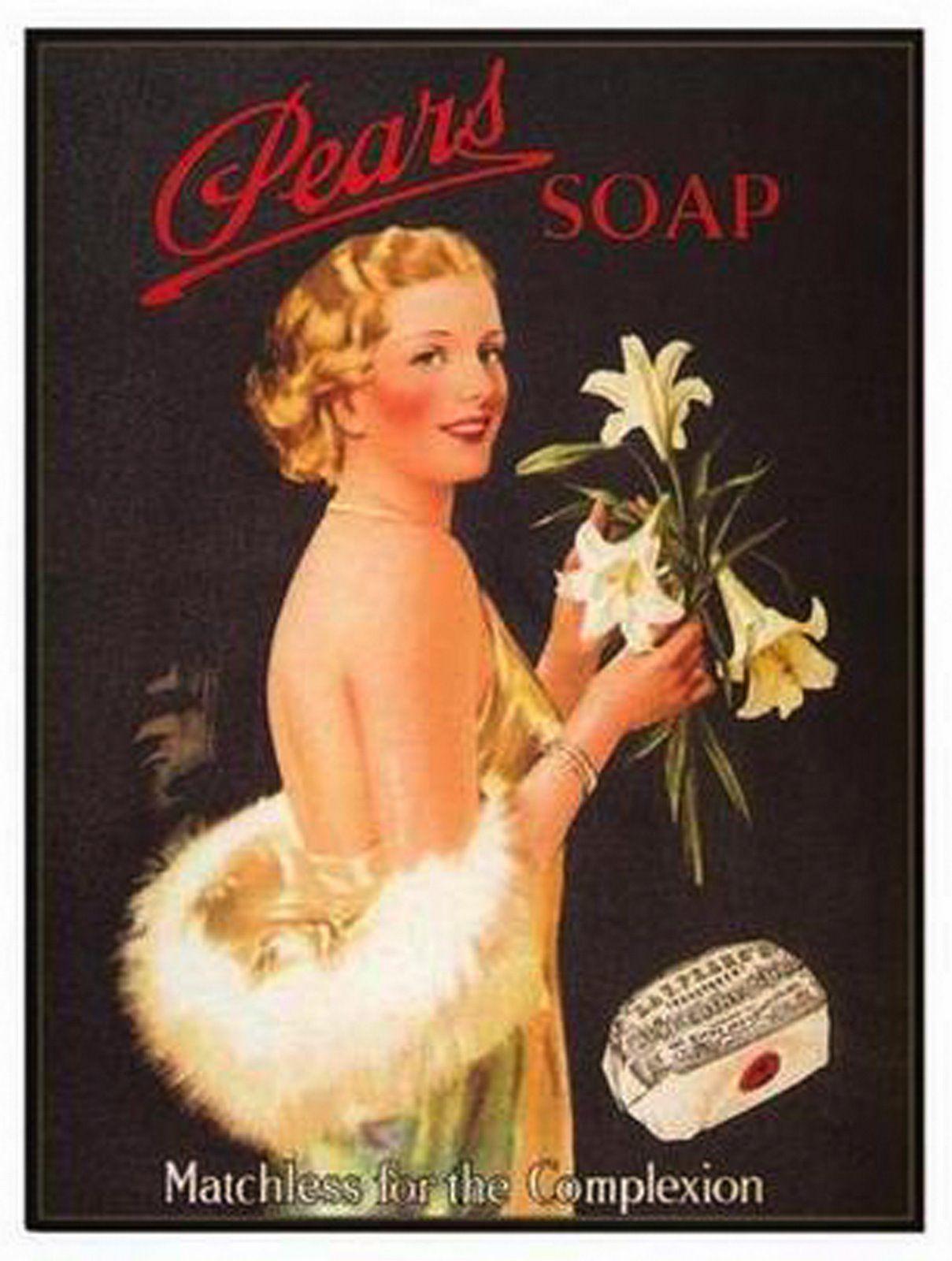Vintage commercial art