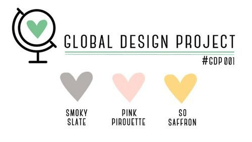 Constantly Stamping: Global Design Project Challenge Blog Launch