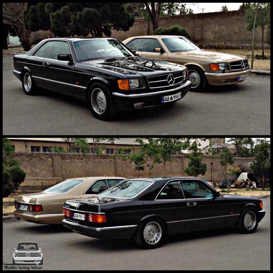 Mercedes Benz C126 Sec In Iran Tag Your Friends Mashin Classic ماشين كلاسيك مرسدس بنز ماشينباز Mercedes Mercedes Benz Benz