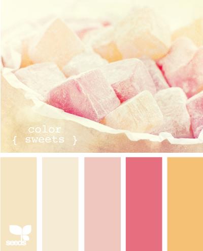 Sherbertlicious farbiges for Farbmuster wandgestaltung