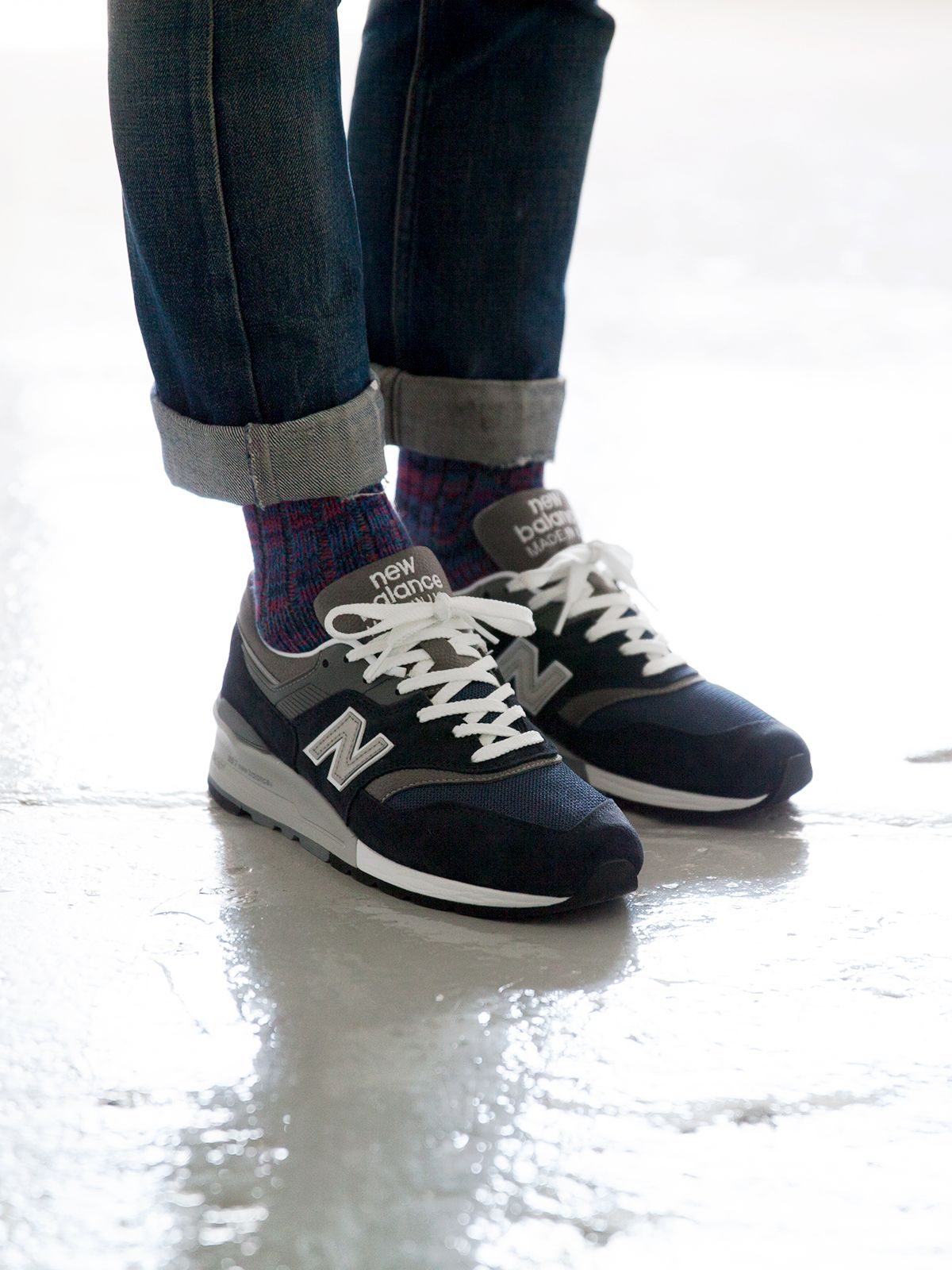 chaussures style new balance
