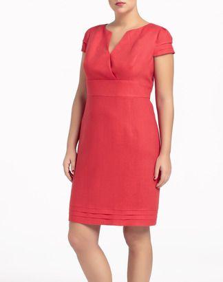 Vestido Couchel - Mujer - Tallas Grandes - El Corte Inglés - Moda ... 1bf81aec05