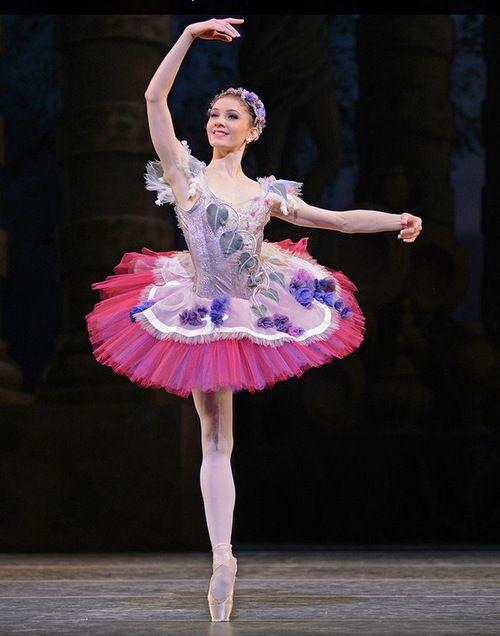 "Melissa Hamilton, ""Lilac Fairy"" / © Dave Morgan/ROH"