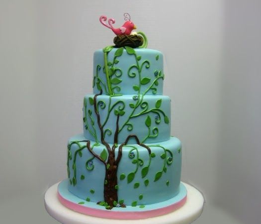 LOVE! A reason to use my cake decorating class skillz ^_^