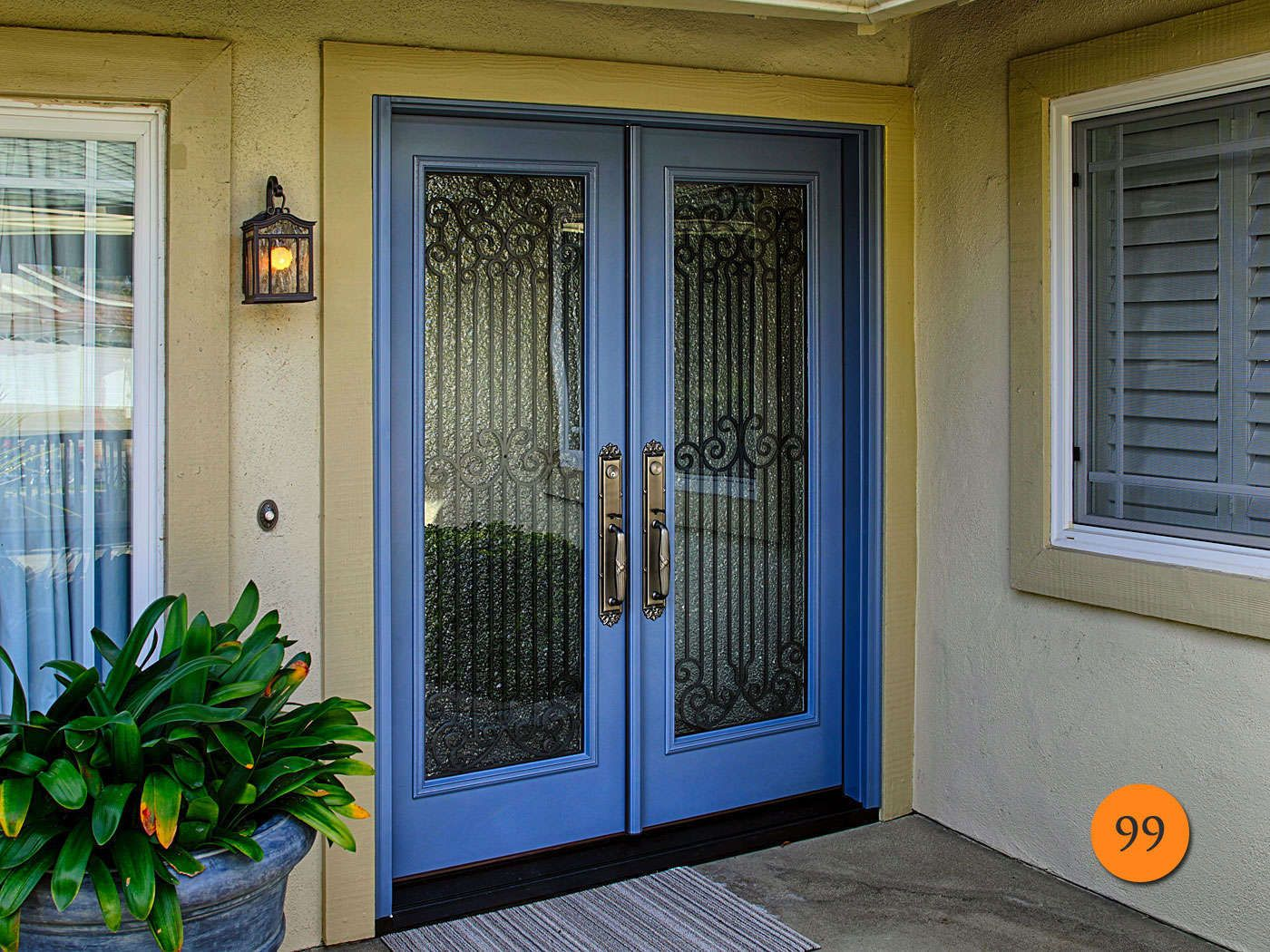 How To Choose Front Door Glass Inserts Todays Entry Doors