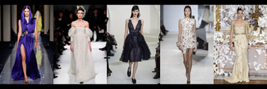 Haute Couture http://fashionallovertheplace.blogspot.it/2014/01/haute-couture-day-1.html