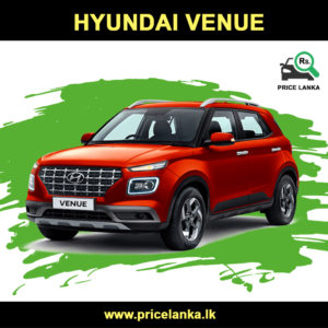 Hyundai Venue Price In Sri Lanka Pricelanka Lk In 2020 Hyundai Suv Prices New Hyundai