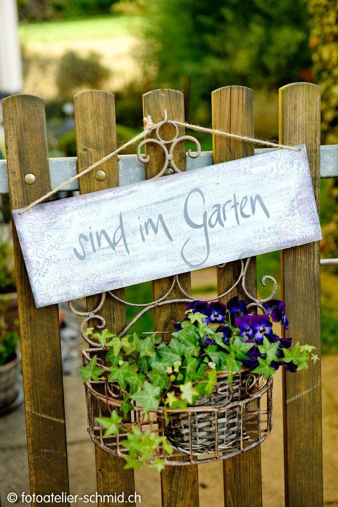 Sind Im Garten Diy Bastelideen Leichte Diy Bastelei Bastelarbeiten