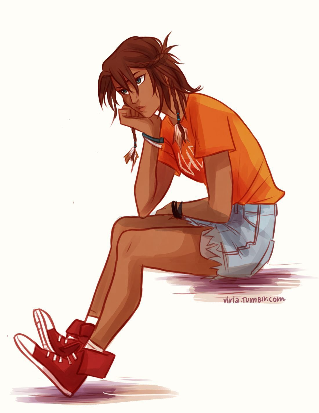 Piper Mclean one of my top three faves | Percy jackson art, Percy ...