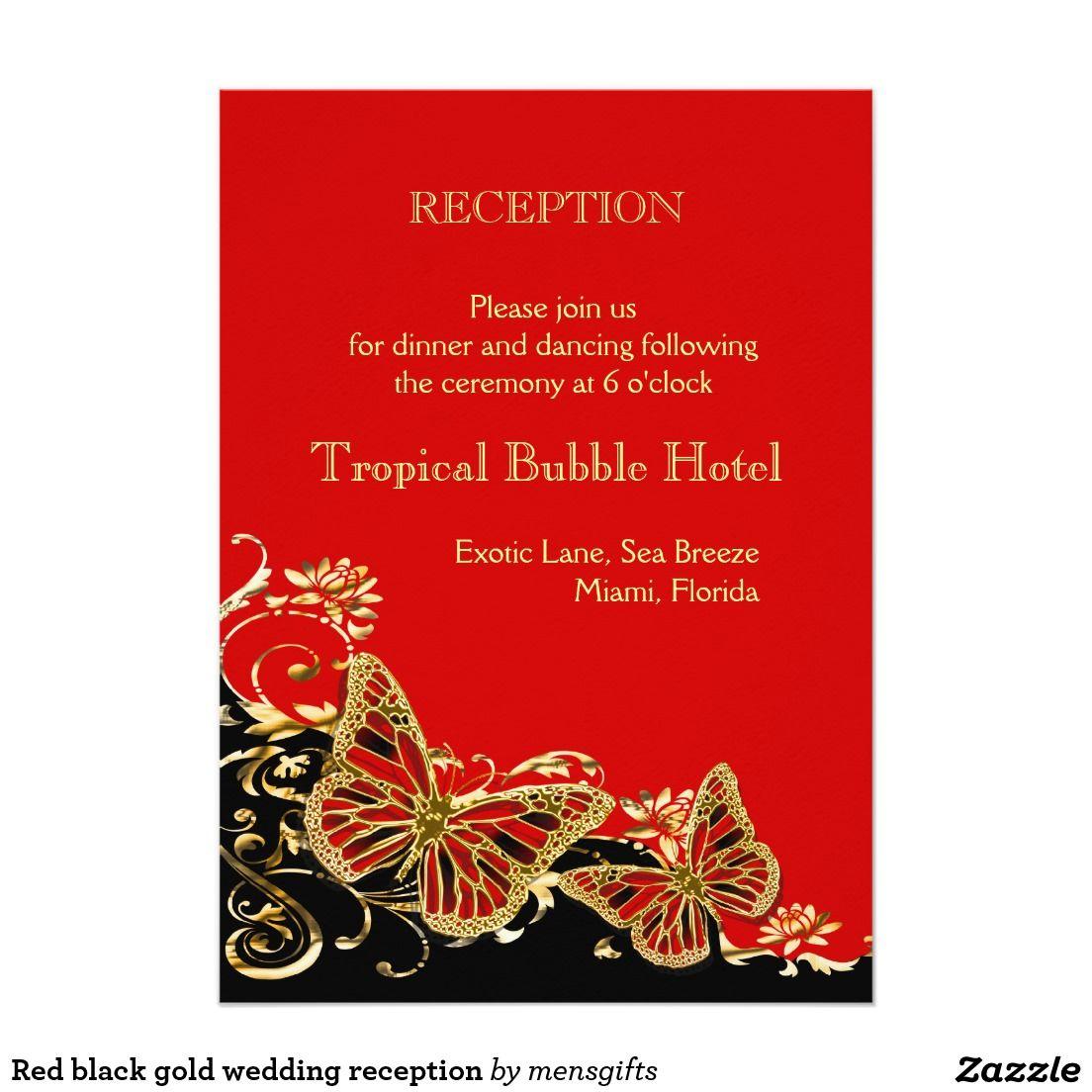 Perfect Wedding Reception Invites Picture Collection - Invitations ...