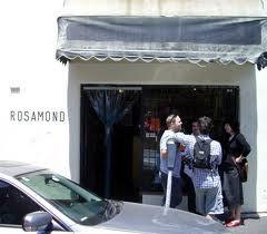 Cafe Rosamond in Collingwood....desert degustation on Thursday nights!!!!!!