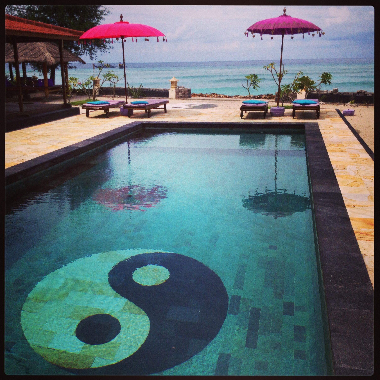 Beach Villa, Gili Islands, Indonesia 2013