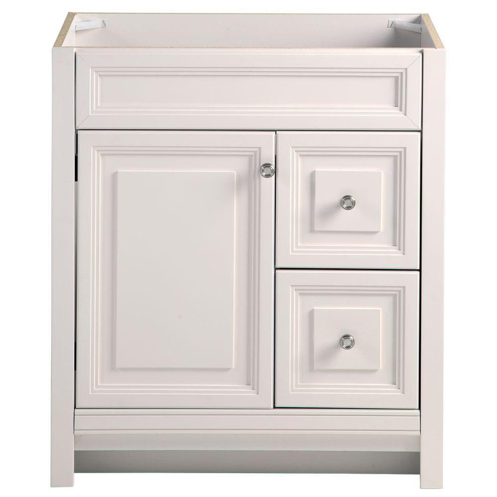 Home Decorators Collection Brinkhill 30 in. W Bath Vanity Cabinet ...