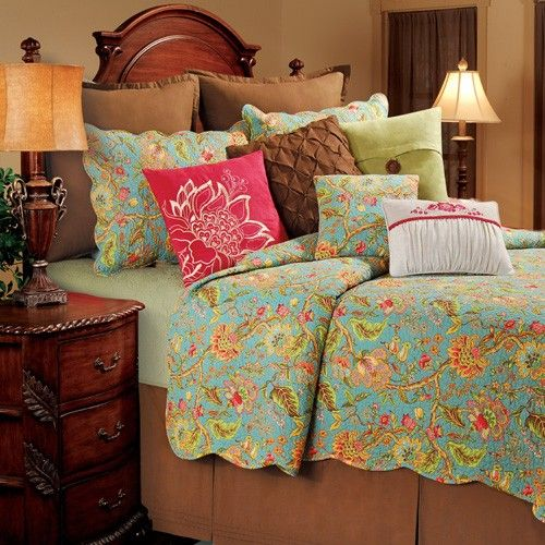 C & F Jasleen By C & F Bedding- The Home Decorating Company ...