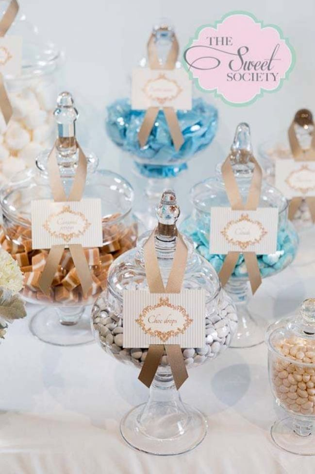 boys baptism party by the sweet society is an affair to remember from the placard welcoming guests to the gorgeous dessert table and decorations