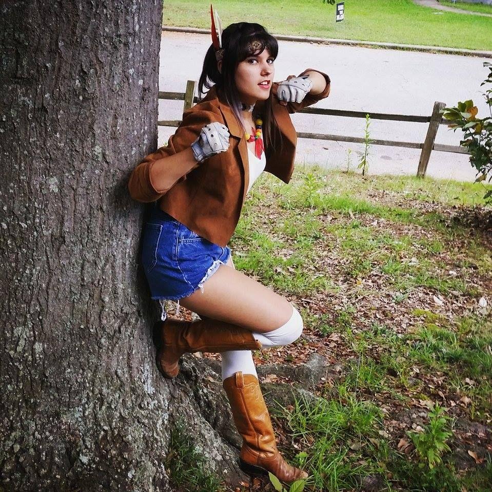 jadababy: michelle chang (tekken) cosplay | michelle | pinterest