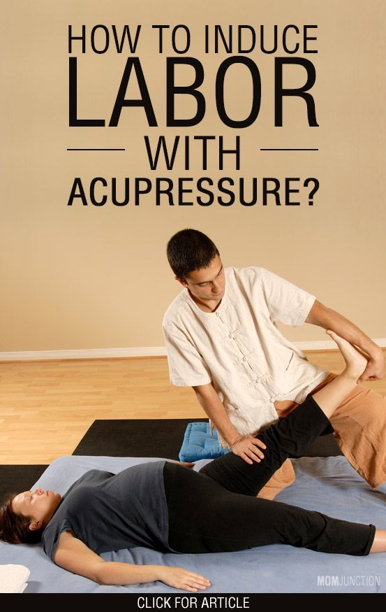 5 Acupressure Points To Induce Labor: Do They Work ...
