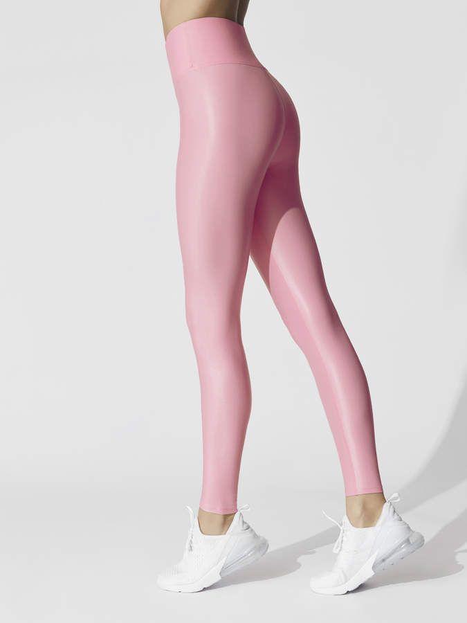 a9ce30a79e383 Carbon38 High Waisted Takara Legging - Flamingo Pink in 2019 ...