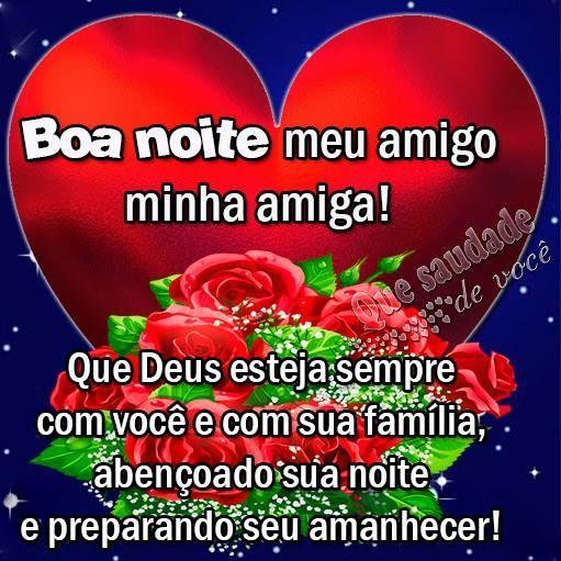 Boa Noite Imagem 1 Noite Pinterest Messages Facebook E Quotes