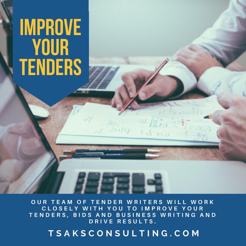 Bid Writing & Tender Writing Services