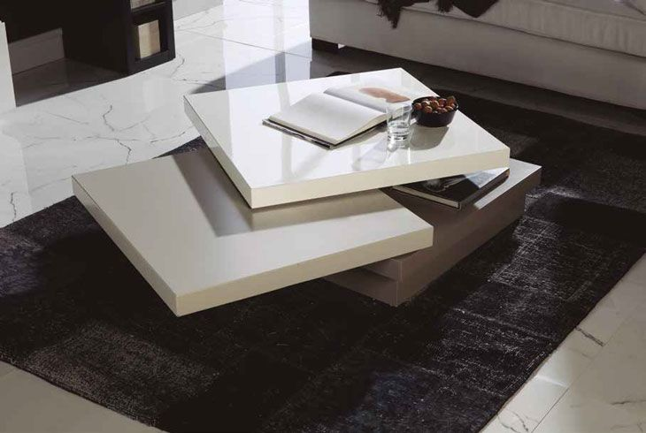 MESA DE CENTRO LADY Coffee Table / Table basse MESAS AUXILIARES - moderne tische fur wohnzimmer