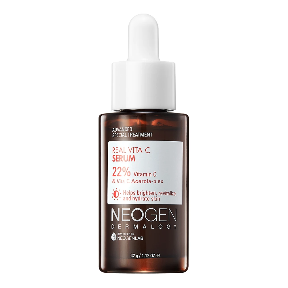 Neogen Dermalogy Real Vita C Serum 1 12 Oz 32g Vitamin Complex Serum Vitamin C Serum