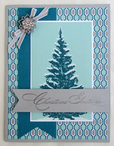Stampin Up Special Season stamp set
