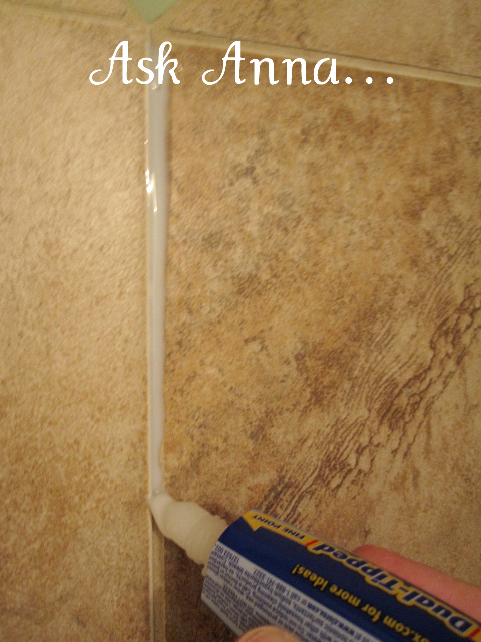 The Easiest Way To Clean Grout Ask Anna Cleaning Tips From - Clean and seal grout lines