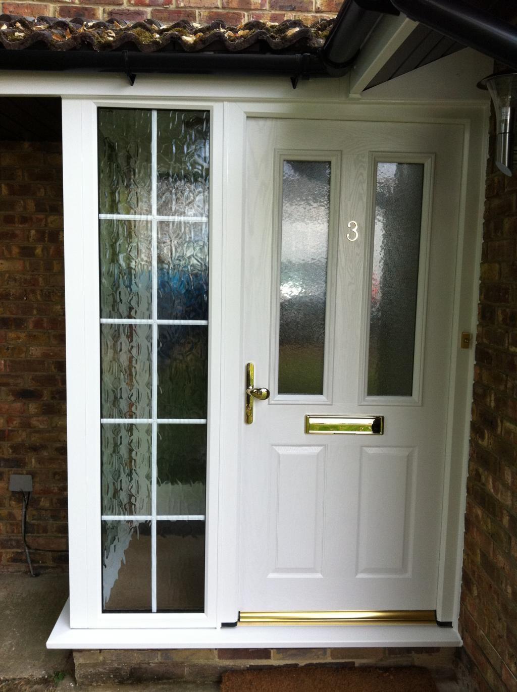 Image result for front door white | Hallway | Pinterest | Front ...