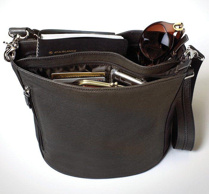 GTM-19 BRN Bucket Tote Brown