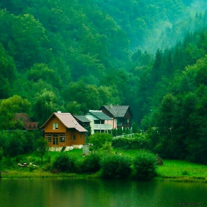Beauty Of Nature House In Nature Profile Picture Images Nature
