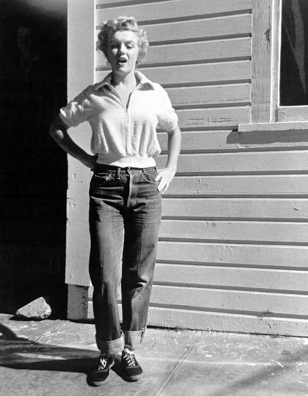 Resultado de imagen para marilyn monroe jeans
