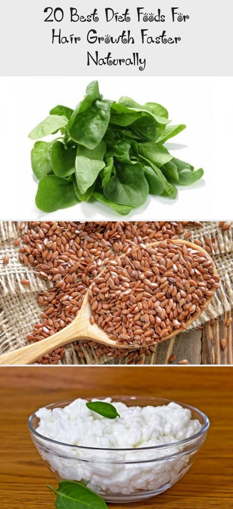 20 Best Diet Foods For Hair Growth Faster Naturally.