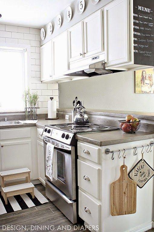 tips-deco-cocinas-pequenas-distribuir-cocina-espacios-pequenos ...