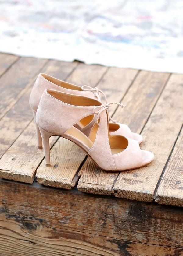 chaussures a talon pour bapteme