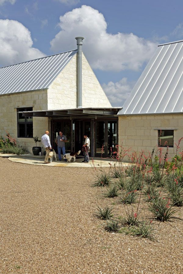 Mell Lawrence Architects Boerne Architecture exterior
