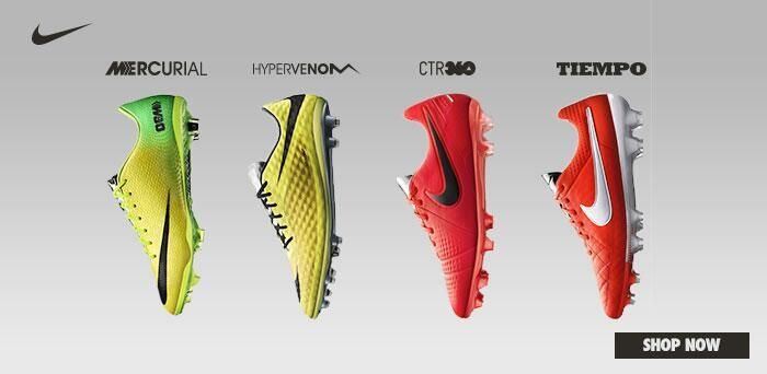 Summer shoes, Nike, Soccer cleats